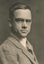 Carl Weyerhaeuser as a young man