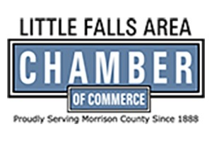 Little Falls Area chamber of Commerce Logo