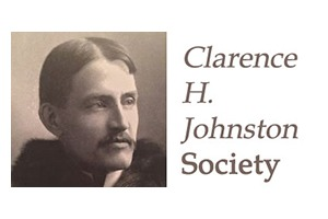 clarence h johnston society logo